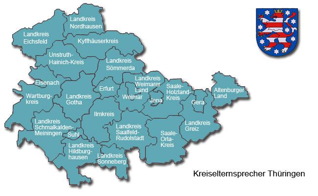 Kreiselternsprecher Kindertagesstätten in Thüringen